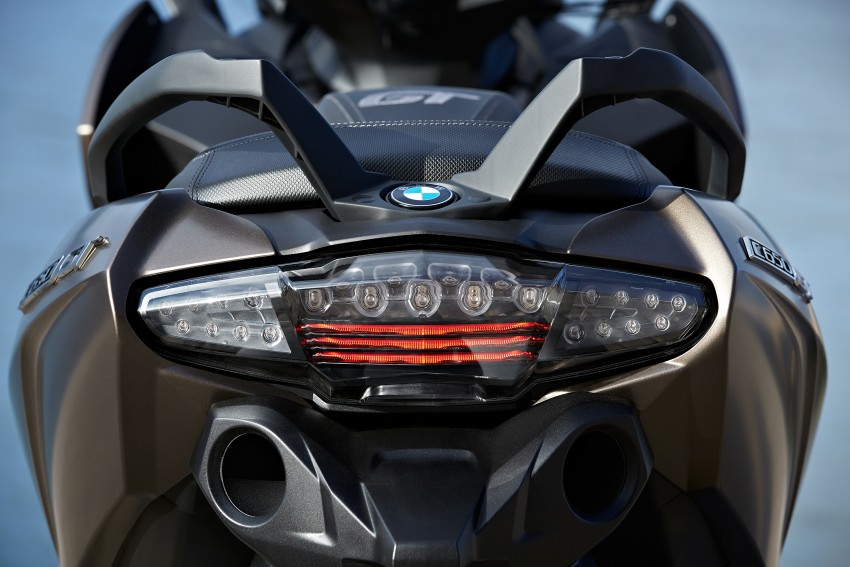 BMW C 650 Sport, C 650 GT maxi scooters revealed Image #382064