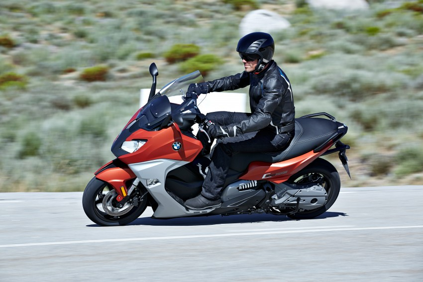 BMW C 650 Sport, C 650 GT maxi scooters revealed Image #381990
