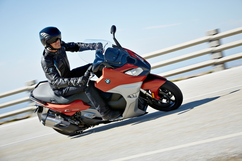BMW C 650 Sport, C 650 GT maxi scooters revealed Image #381992