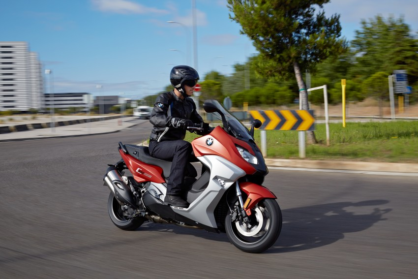 BMW C 650 Sport, C 650 GT maxi scooters revealed Image #381993