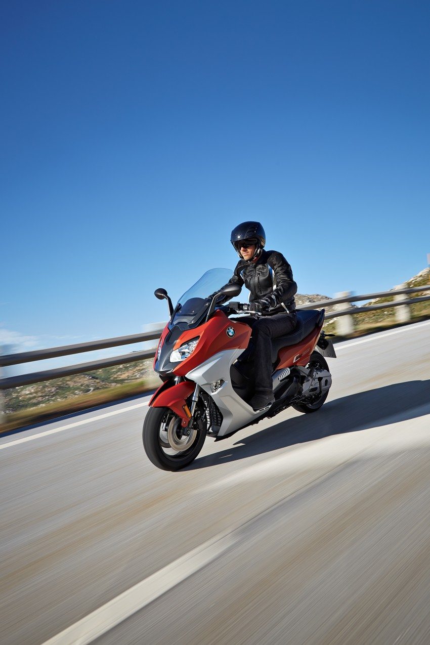 BMW C 650 Sport, C 650 GT maxi scooters revealed Image #381995