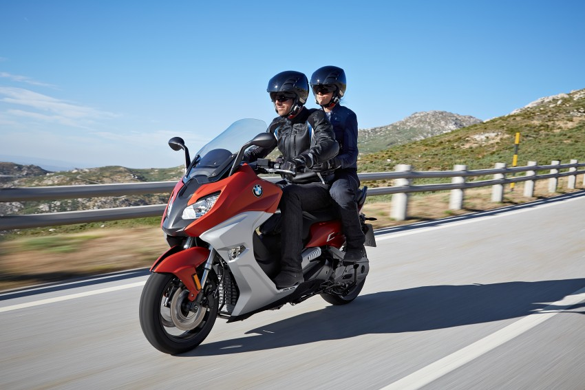 BMW C 650 Sport, C 650 GT maxi scooters revealed Image #381996