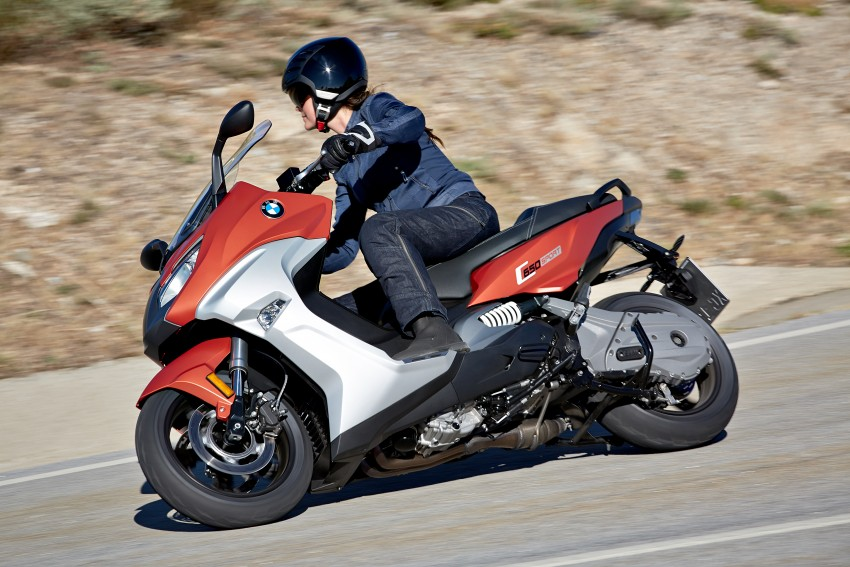 BMW C 650 Sport, C 650 GT maxi scooters revealed Image #381997