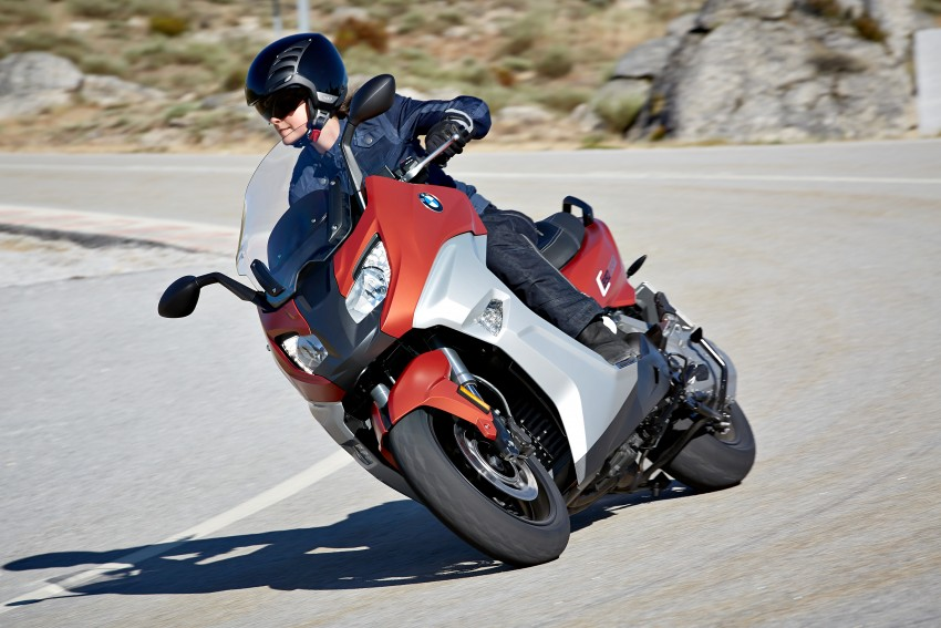 BMW C 650 Sport, C 650 GT maxi scooters revealed Image #381998