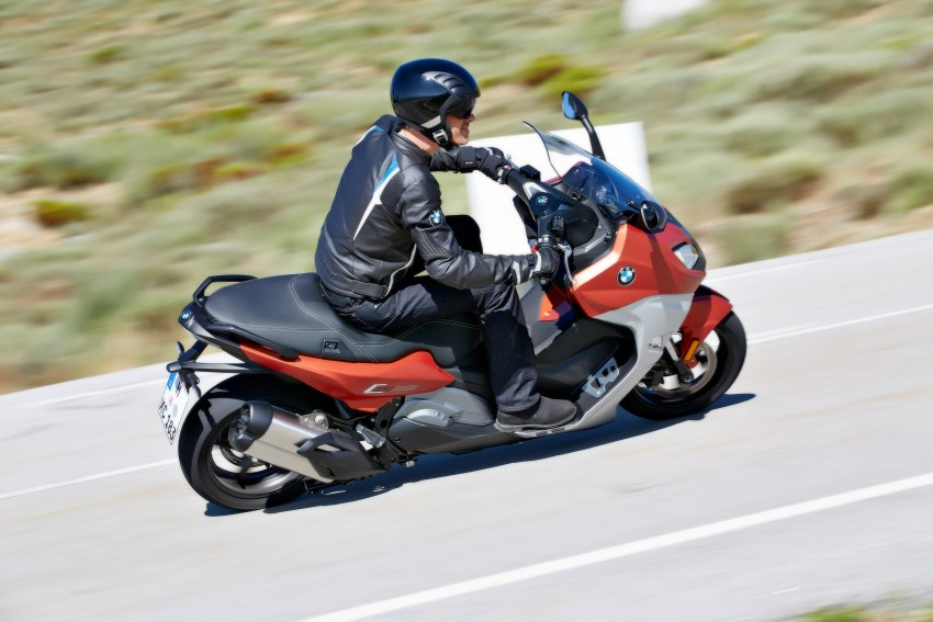 BMW C 650 Sport, C 650 GT maxi scooters revealed Image #381999