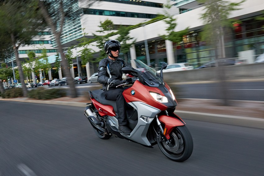 BMW C 650 Sport, C 650 GT maxi scooters revealed Image #382000