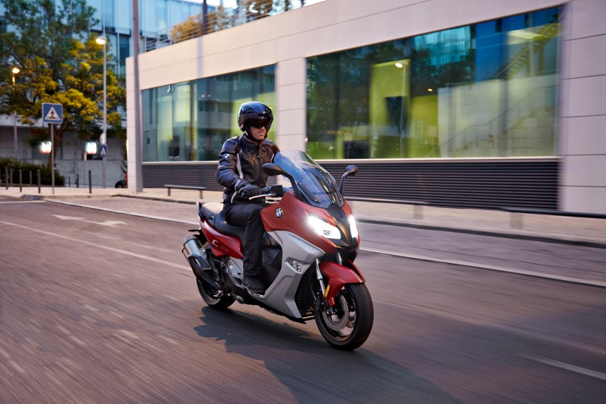 BMW C 650 Sport, C 650 GT maxi scooters revealed Image #382001
