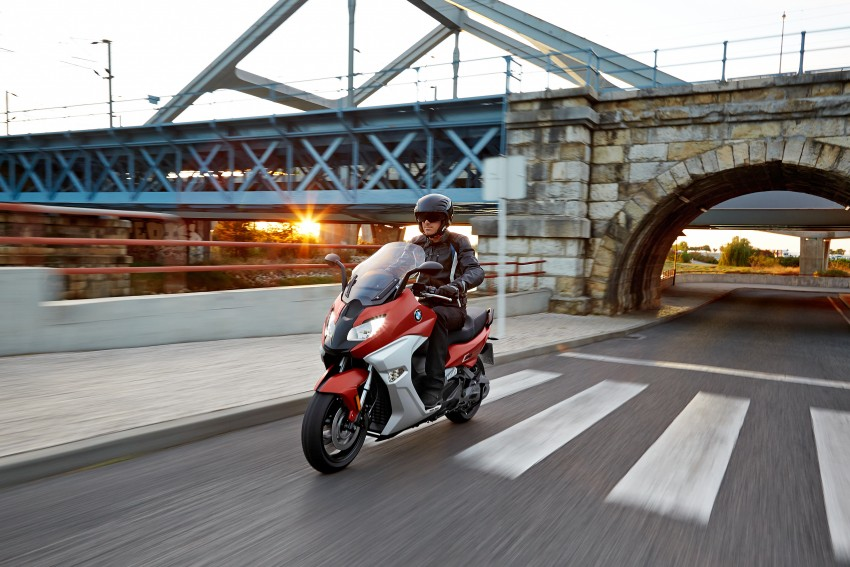 BMW C 650 Sport, C 650 GT maxi scooters revealed Image #382002