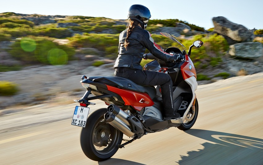 BMW C 650 Sport, C 650 GT maxi scooters revealed Image #382003