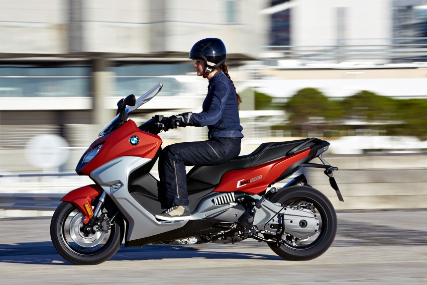 BMW C 650 Sport, C 650 GT maxi scooters revealed Image #382005