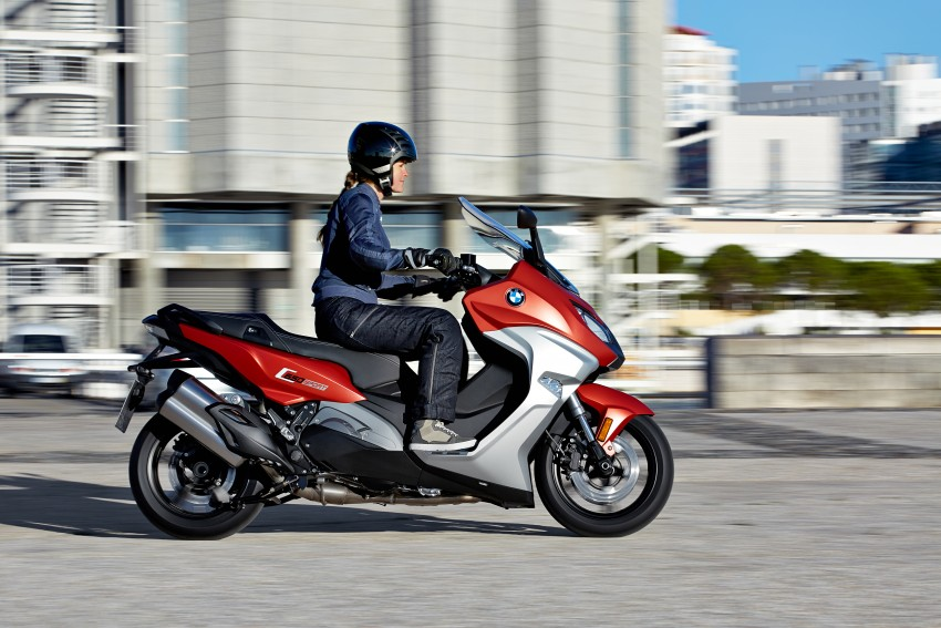 BMW C 650 Sport, C 650 GT maxi scooters revealed Image #382006