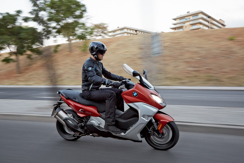 BMW C 650 Sport, C 650 GT maxi scooters revealed Image #382008