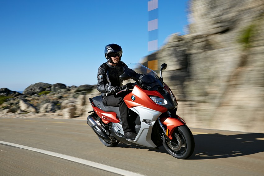 BMW C 650 Sport, C 650 GT maxi scooters revealed Image #382010