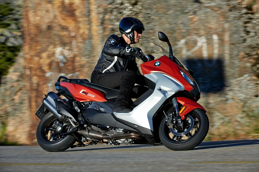 BMW C 650 Sport, C 650 GT maxi scooters revealed Image #382011