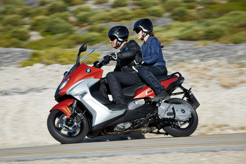 BMW C 650 Sport, C 650 GT maxi scooters revealed Image #382012