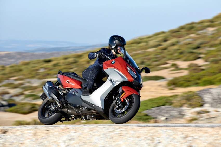 BMW C 650 Sport, C 650 GT maxi scooters revealed Image #382013