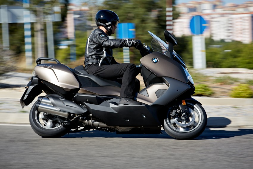 BMW C 650 Sport, C 650 GT maxi scooters revealed Image #382014