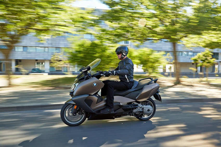 BMW C 650 Sport, C 650 GT maxi scooters revealed Image #382015