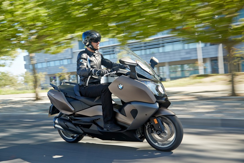 BMW C 650 Sport, C 650 GT maxi scooters revealed Image #382016