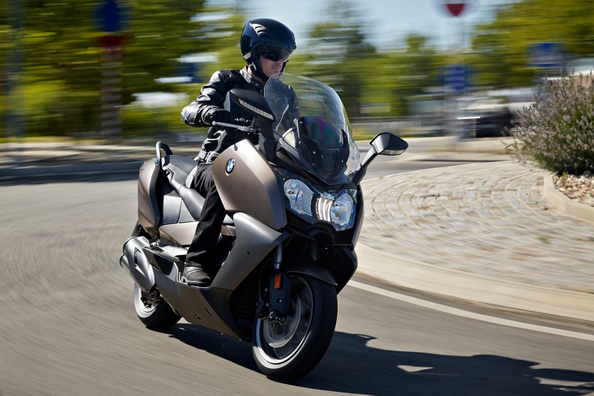 BMW C 650 Sport, C 650 GT maxi scooters revealed Image #382017