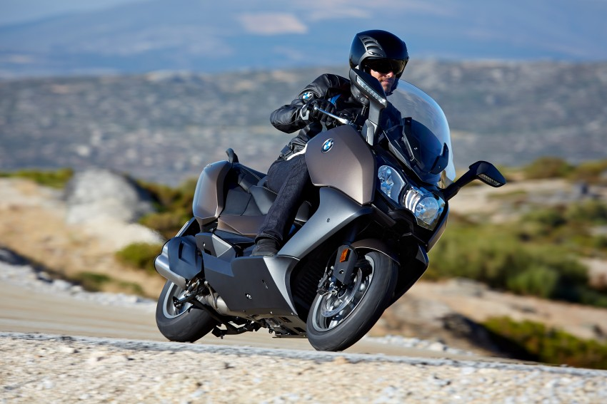 BMW C 650 Sport, C 650 GT maxi scooters revealed Image #382018