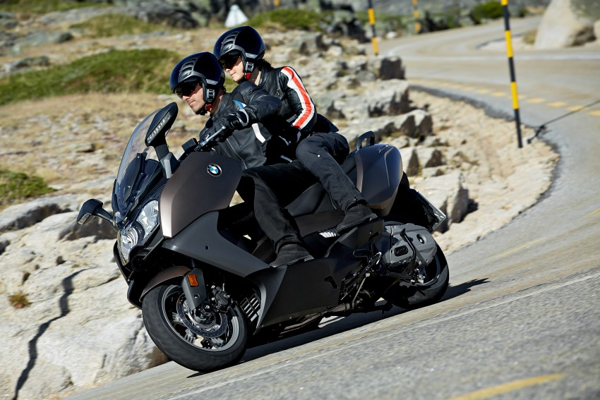 BMW C 650 Sport, C 650 GT maxi scooters revealed Image #382020