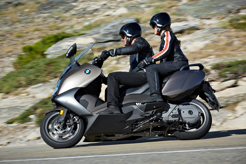BMW C 650 Sport, C 650 GT maxi scooters revealed Image #382021