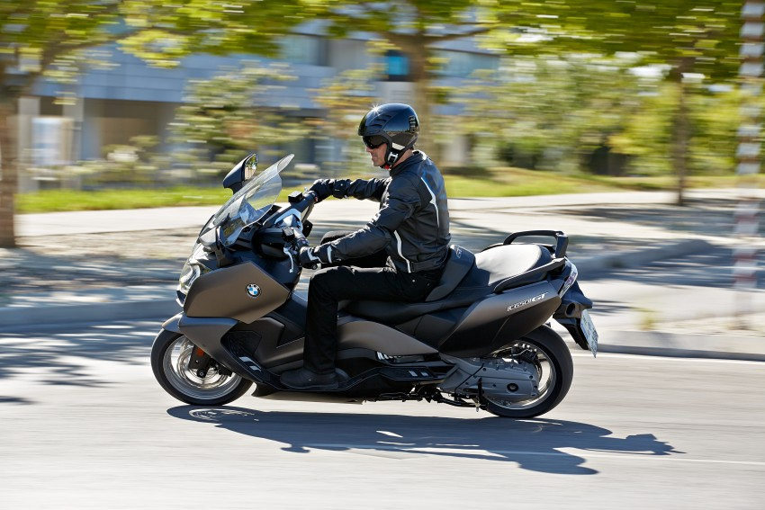 BMW C 650 Sport, C 650 GT maxi scooters revealed Image #382022