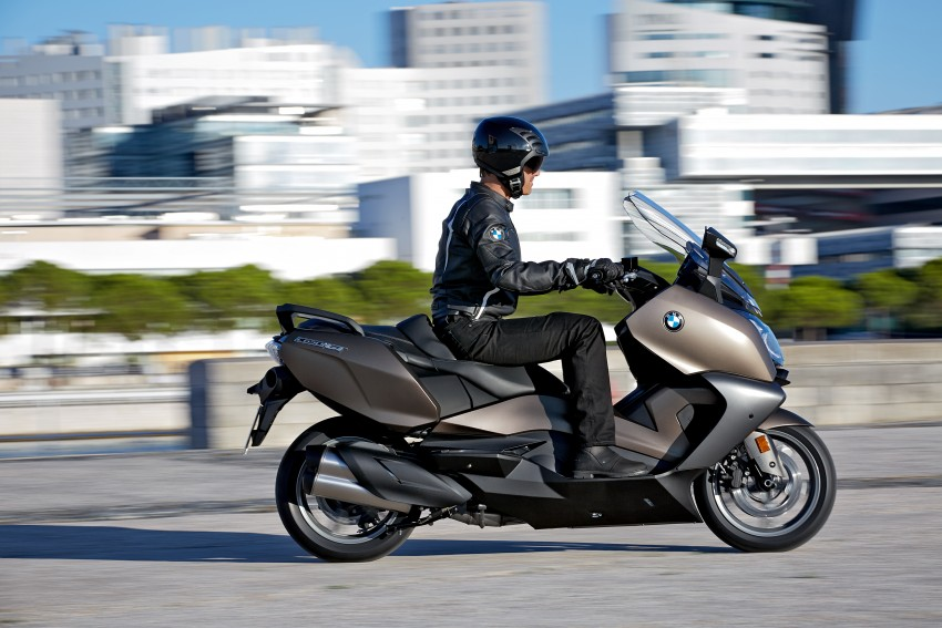 BMW C 650 Sport, C 650 GT maxi scooters revealed Image #382023