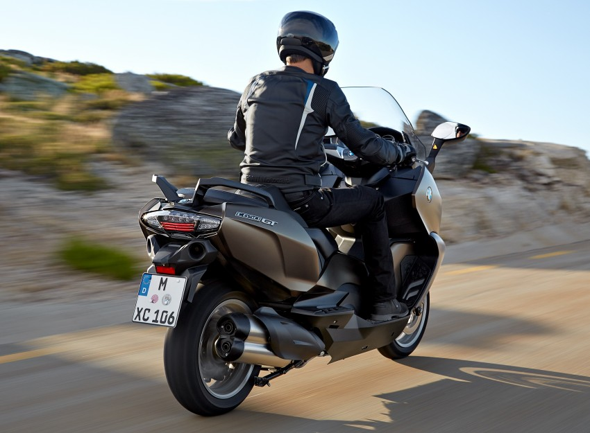 BMW C 650 Sport, C 650 GT maxi scooters revealed Image #382024