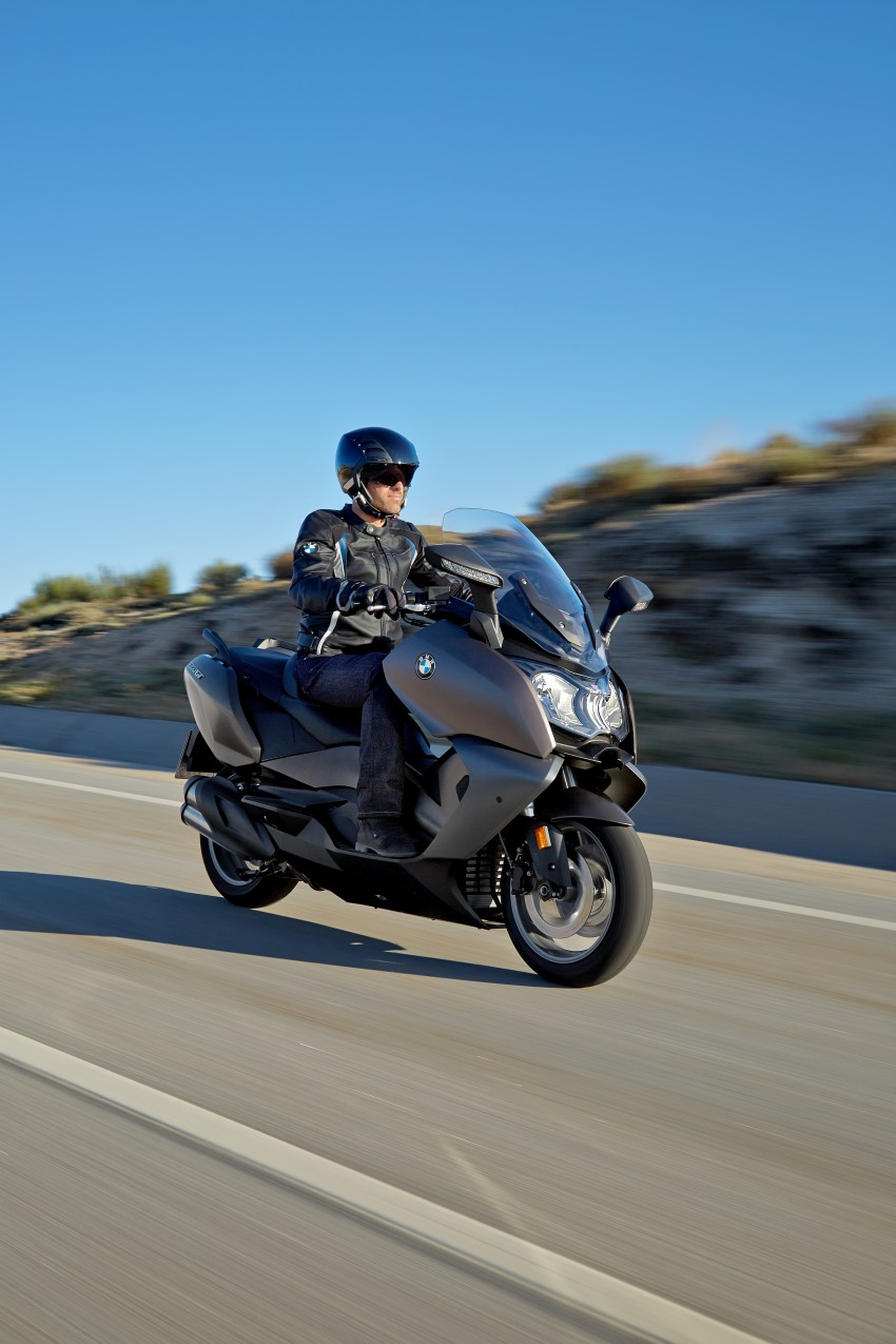 BMW C 650 Sport, C 650 GT maxi scooters revealed Image #382025