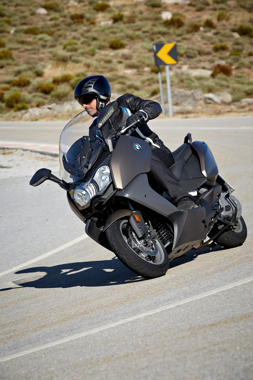 BMW C 650 Sport, C 650 GT maxi scooters revealed Image #382026