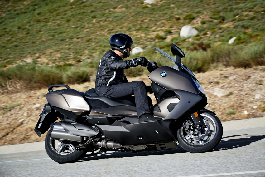 BMW C 650 Sport, C 650 GT maxi scooters revealed Image #382027
