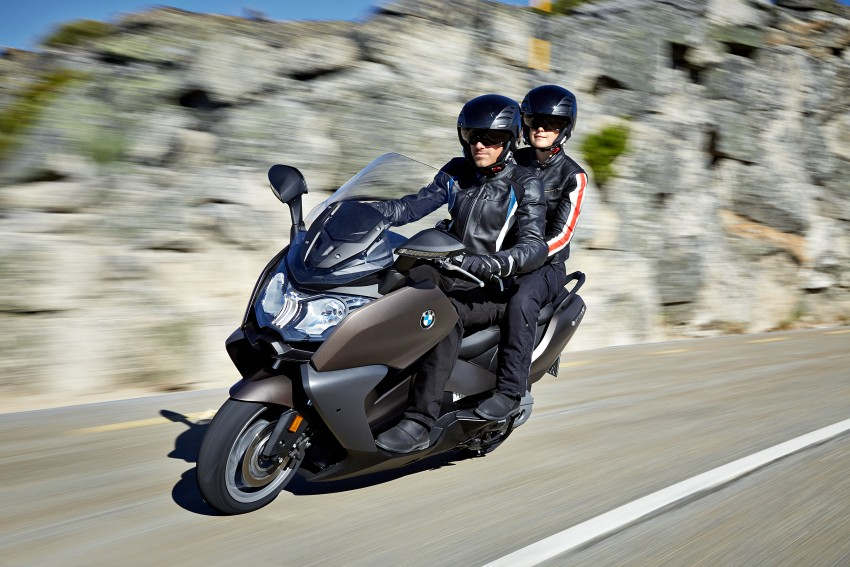 BMW C 650 Sport, C 650 GT maxi scooters revealed Image #382028
