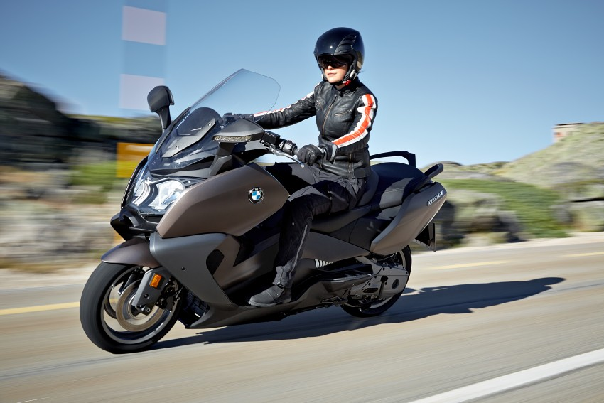 BMW C 650 Sport, C 650 GT maxi scooters revealed Image #382030