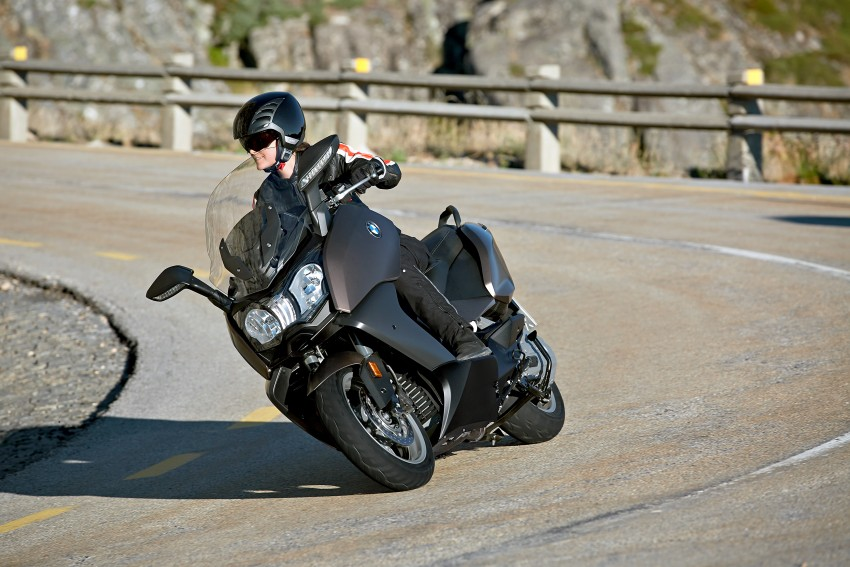 BMW C 650 Sport, C 650 GT maxi scooters revealed Image #382031