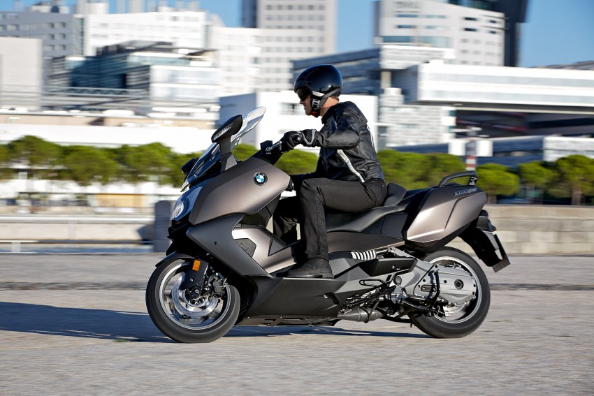 BMW C 650 Sport, C 650 GT maxi scooters revealed Image #382032