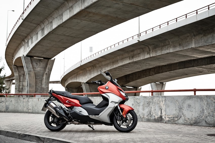 BMW C 650 Sport, C 650 GT maxi scooters revealed Image #381929