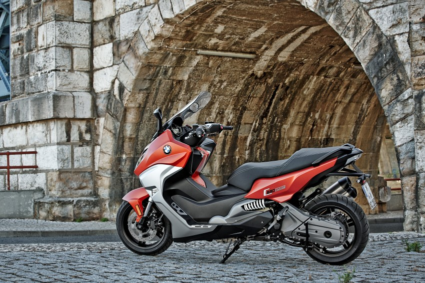 BMW C 650 Sport, C 650 GT maxi scooters revealed Image #381930