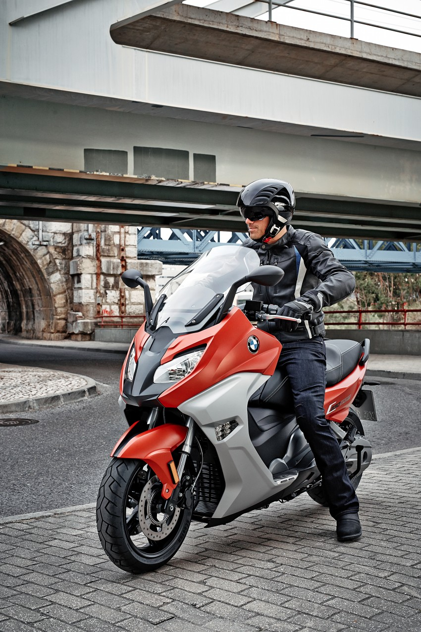BMW C 650 Sport, C 650 GT maxi scooters revealed Image #381932