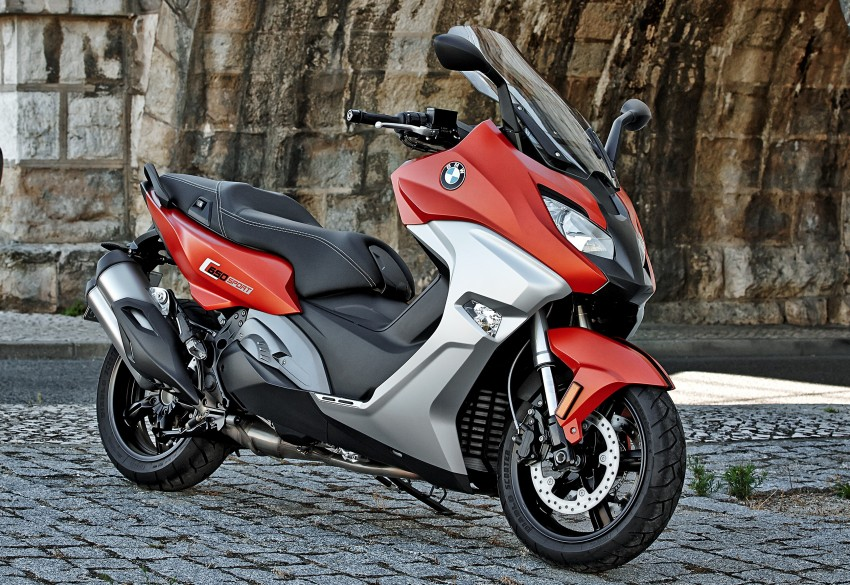 BMW C 650 Sport, C 650 GT maxi scooters revealed Image #381934