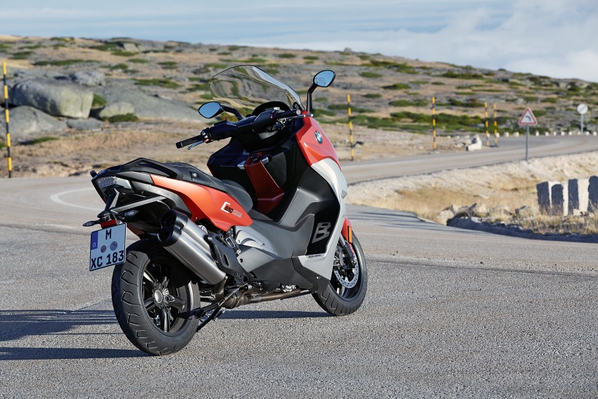 BMW C 650 Sport, C 650 GT maxi scooters revealed Image #381936