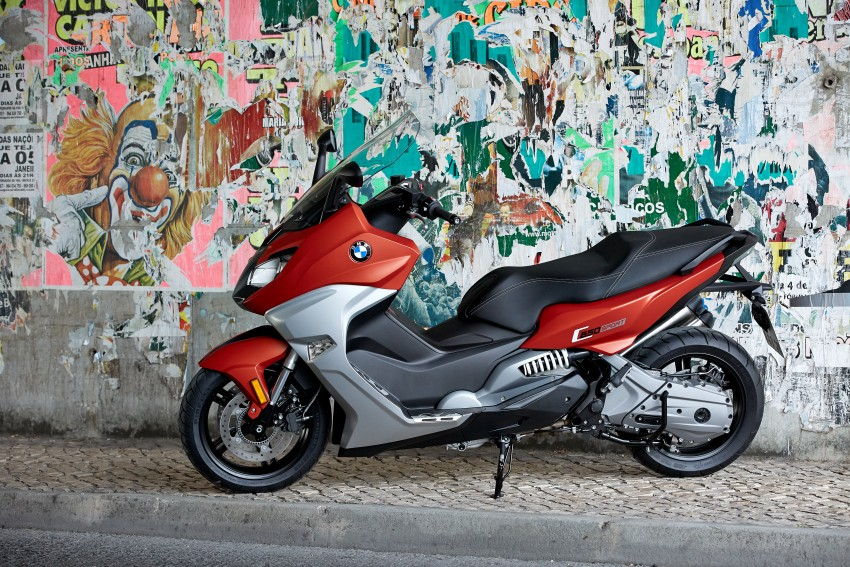 BMW C 650 Sport, C 650 GT maxi scooters revealed Image #381938