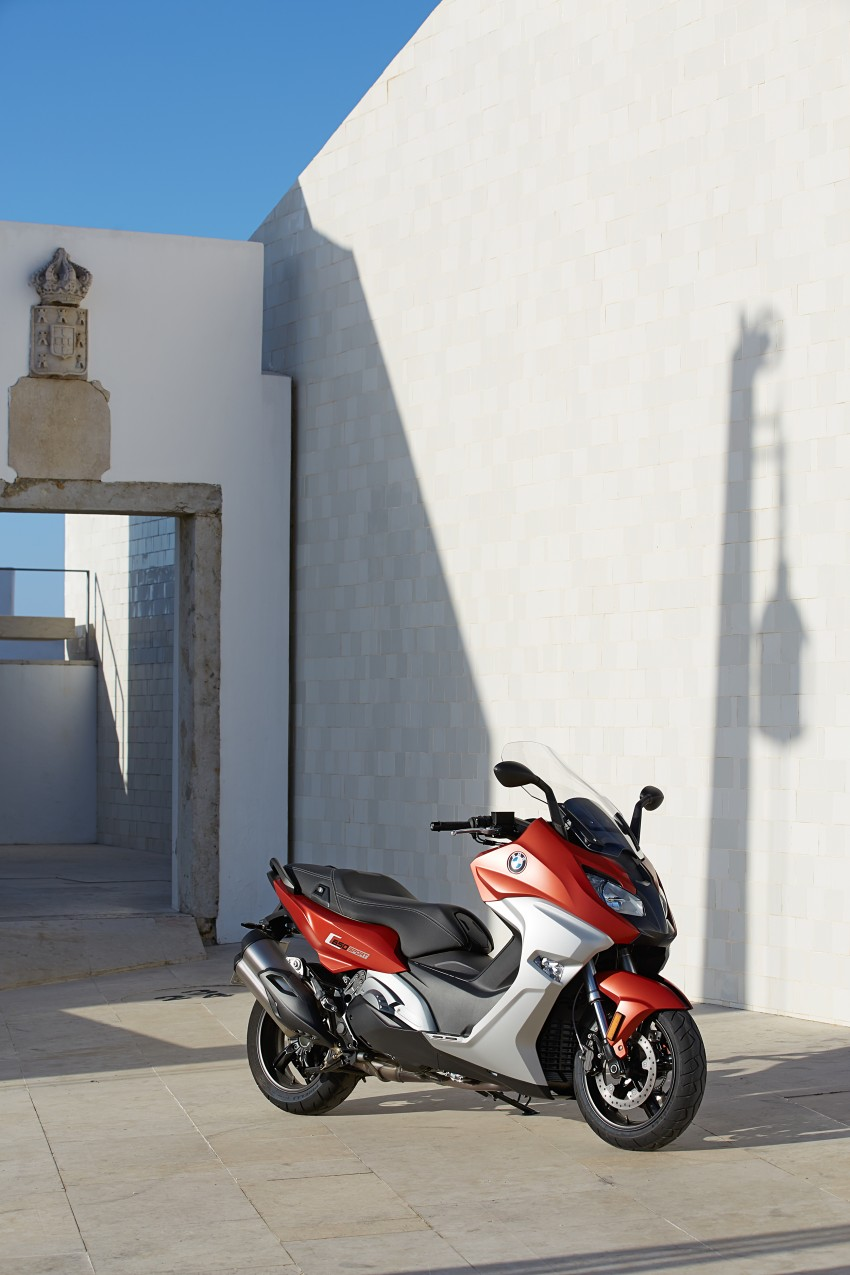 BMW C 650 Sport, C 650 GT maxi scooters revealed Image #381940