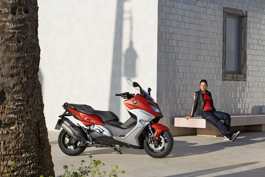 BMW C 650 Sport, C 650 GT maxi scooters revealed Image #381941
