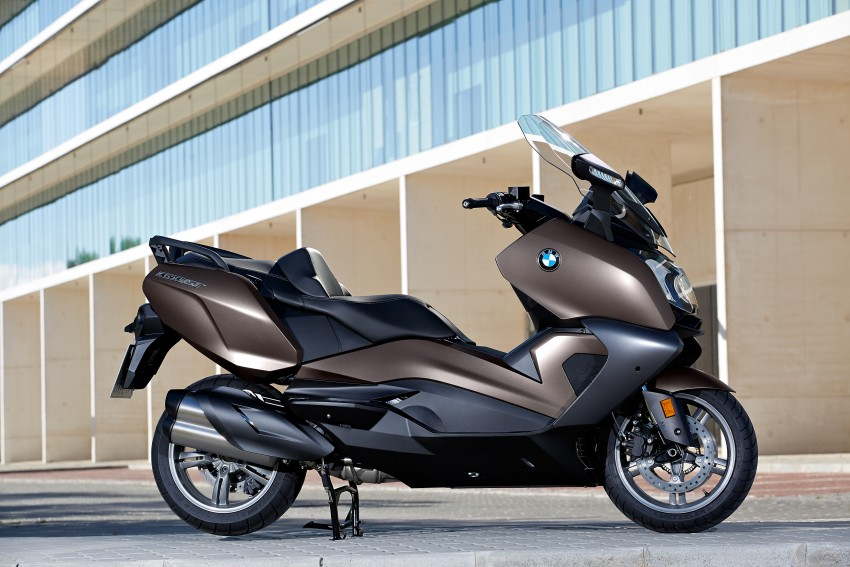 BMW C 650 Sport, C 650 GT maxi scooters revealed Image #381944