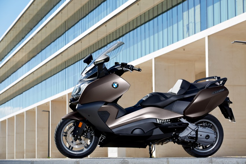 BMW C 650 Sport, C 650 GT maxi scooters revealed Image #381945