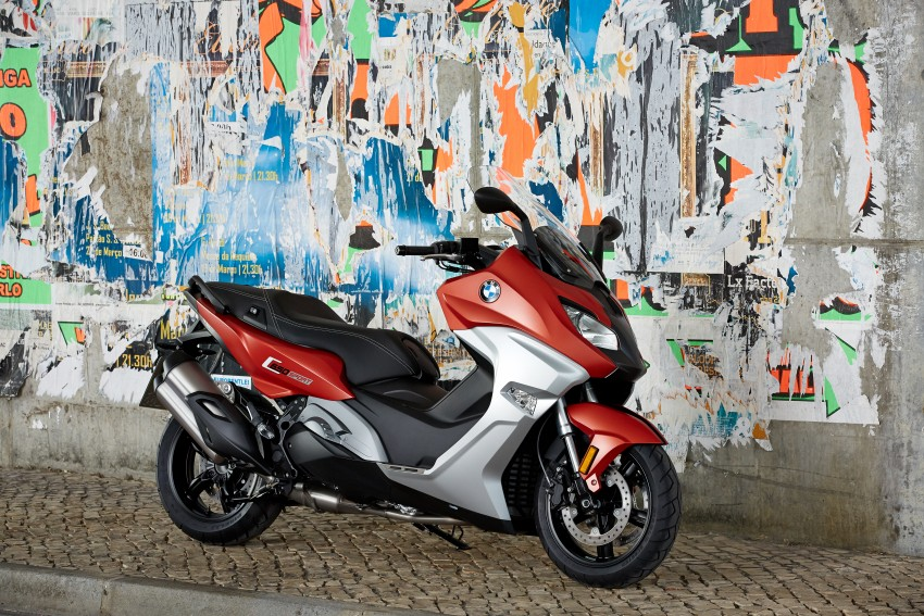 BMW C 650 Sport, C 650 GT maxi scooters revealed Image #381946