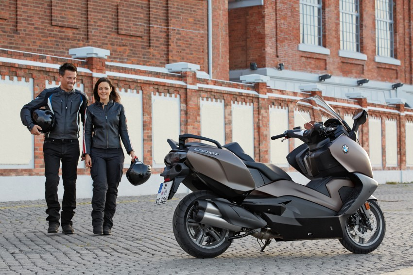 BMW C 650 Sport, C 650 GT maxi scooters revealed Image #381947