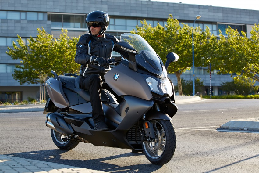 BMW C 650 Sport, C 650 GT maxi scooters revealed Image #381948